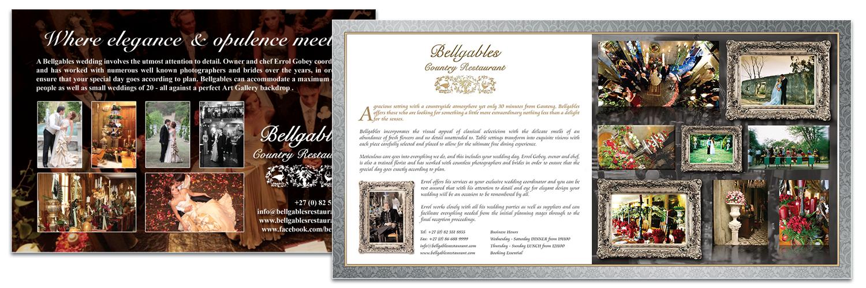 Bellgables - print ads