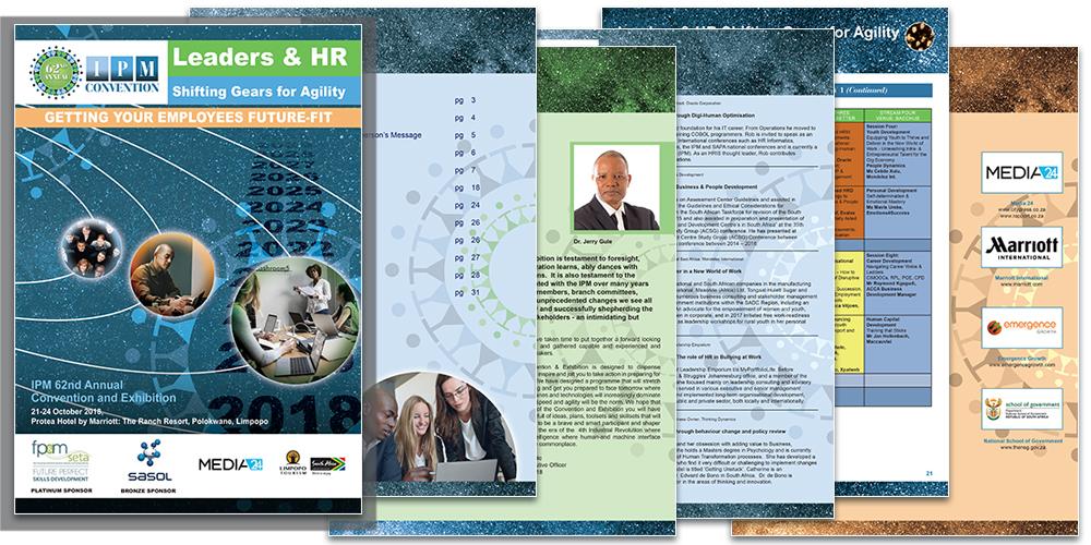 IPM Convention Programme