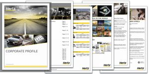 Hertz Corporate Profile