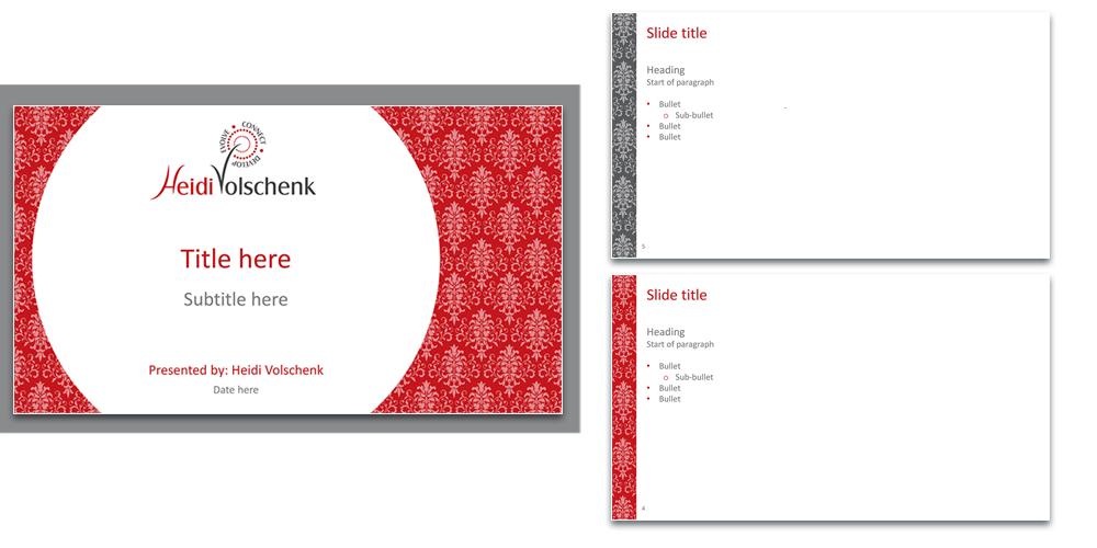 Heidi-Volschenk-Powerpoint-template