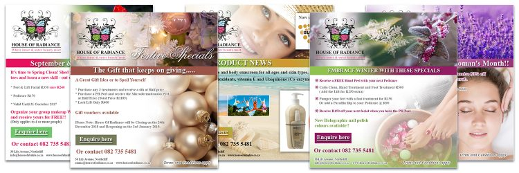 Promotional-mailers